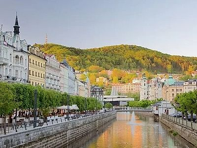 Karlovy Vary Private Walking Tour