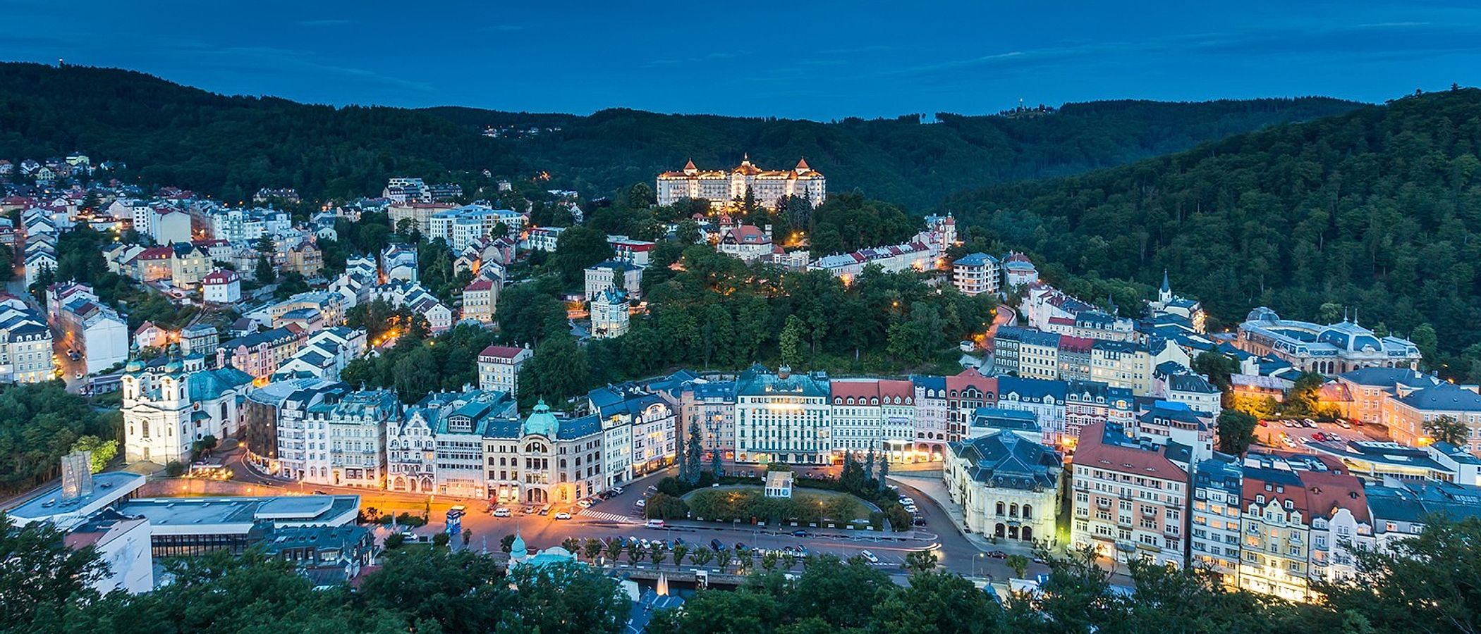 Karlovy Vary travel packages