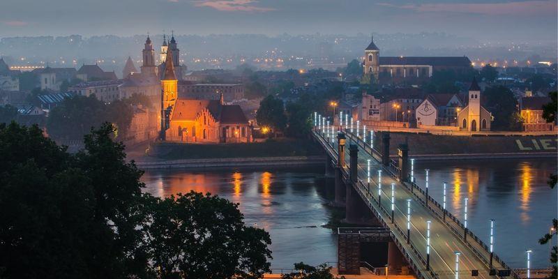 2 days in Kaunas