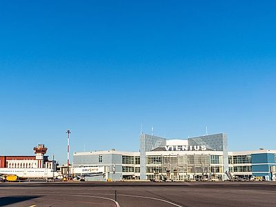 To Vilnius Airport by Private Transfer