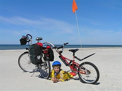 Cycle The Curonian Spit Private Tour