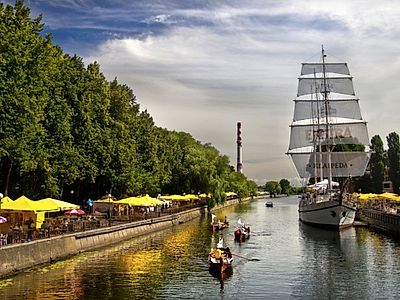 Klaipeda Private Walking Tour