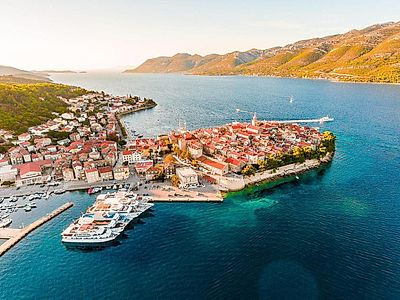 Korcula Island Postcard Private Tour
