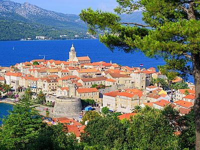 Korcula Town Experience Private Tour