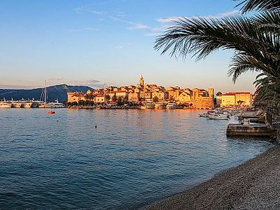 Korcula Town Private Walking Tour