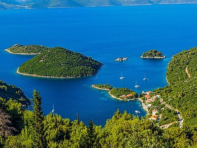 Mljet Island Private Guided Day Trip