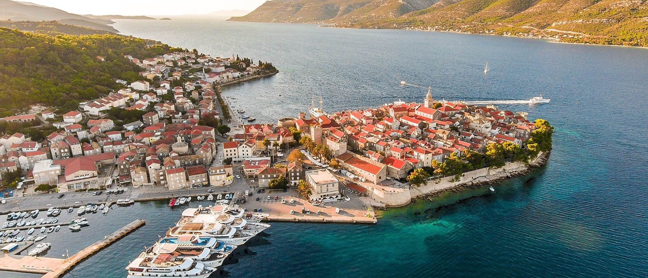 Korcula travel packages