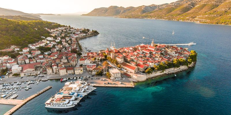 4 days in Korcula