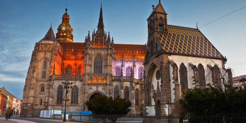 3 days in Kosice