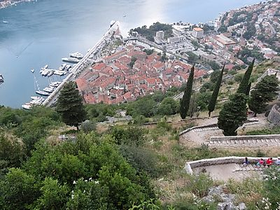Kotor above the Clouds Group Tour