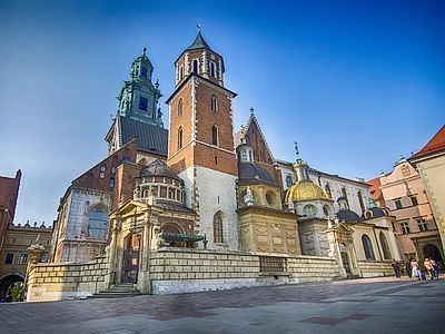 Krakow Wawel Royal Hill Group Tour