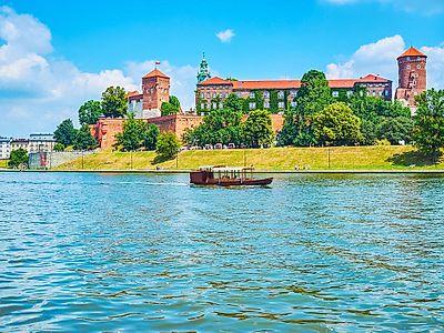 Vistula River Private Catamaran Cruise