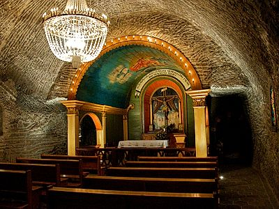 Wieliczka Salt Mine Group Tour