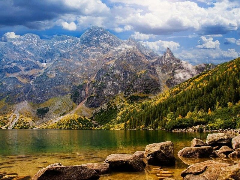 Zakopane and Tatra Mountains Small Group Tour