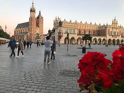 Krakow's Architectural Jewels