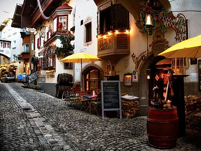 Kufstein Private Walking Tour