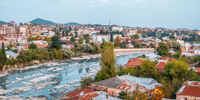 4 days in Kutaisi