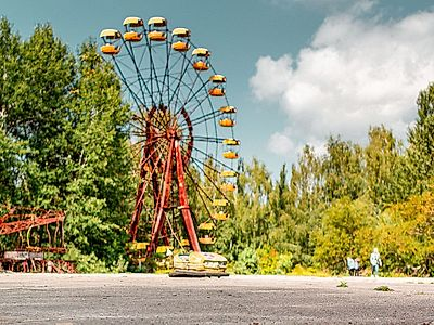 Chernobyl Group Day Tour