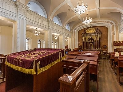 Jewish Heritage and Babiy Yar Private Tour