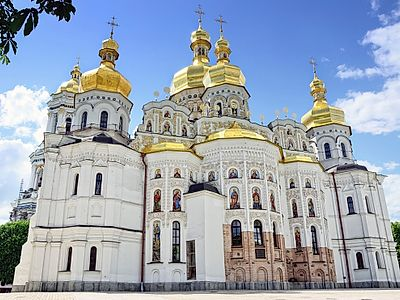 Kyiv Pechersk Lavra Private Walking Tour