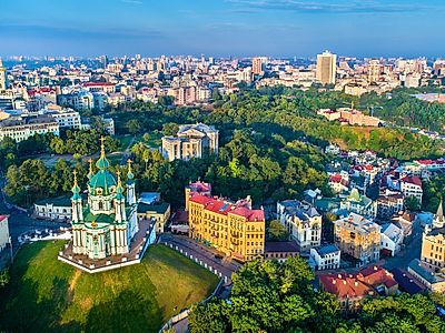 Kyiv Private Walking Tour