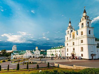 Minsk by Air