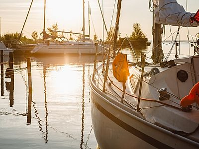 Private Sunset Sailing Excursion