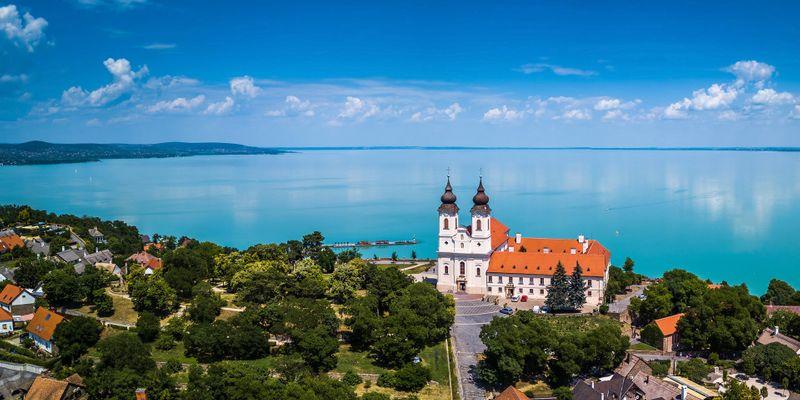 3 days in Lake Balaton