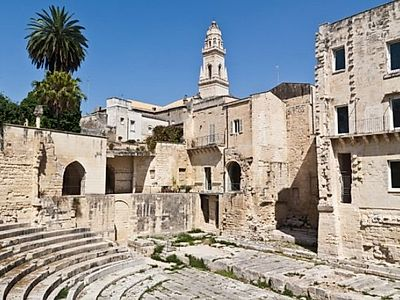 Lecce Private Walking Tour
