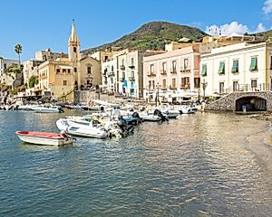 3 Nights in Lipari