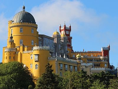 Sintra and Cascais Private Tour