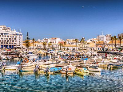 Faro (Algarve) by Train