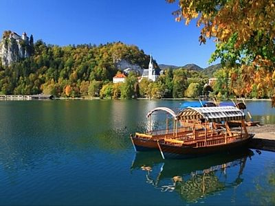 Bled Fairytale Small Group Tour