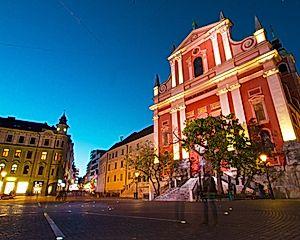 2 Nights in Ljubljana