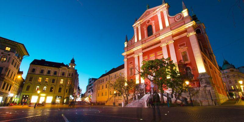 3 days in Ljubljana