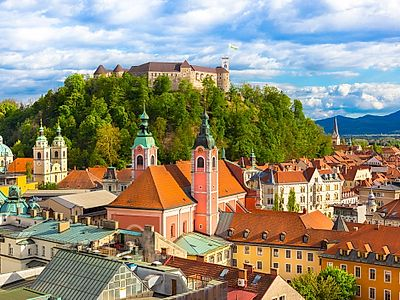 The Vivid History of Ljubljana Castle