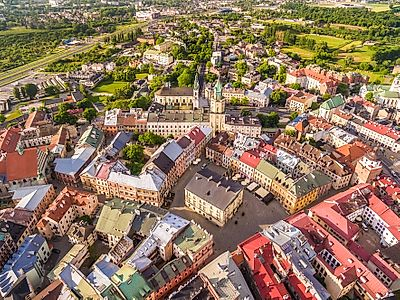 Lublin Private Walking Tour