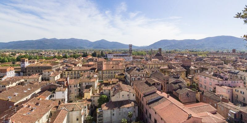 3 days in Lucca