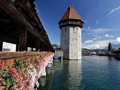 Lucerne Group Walking Tour