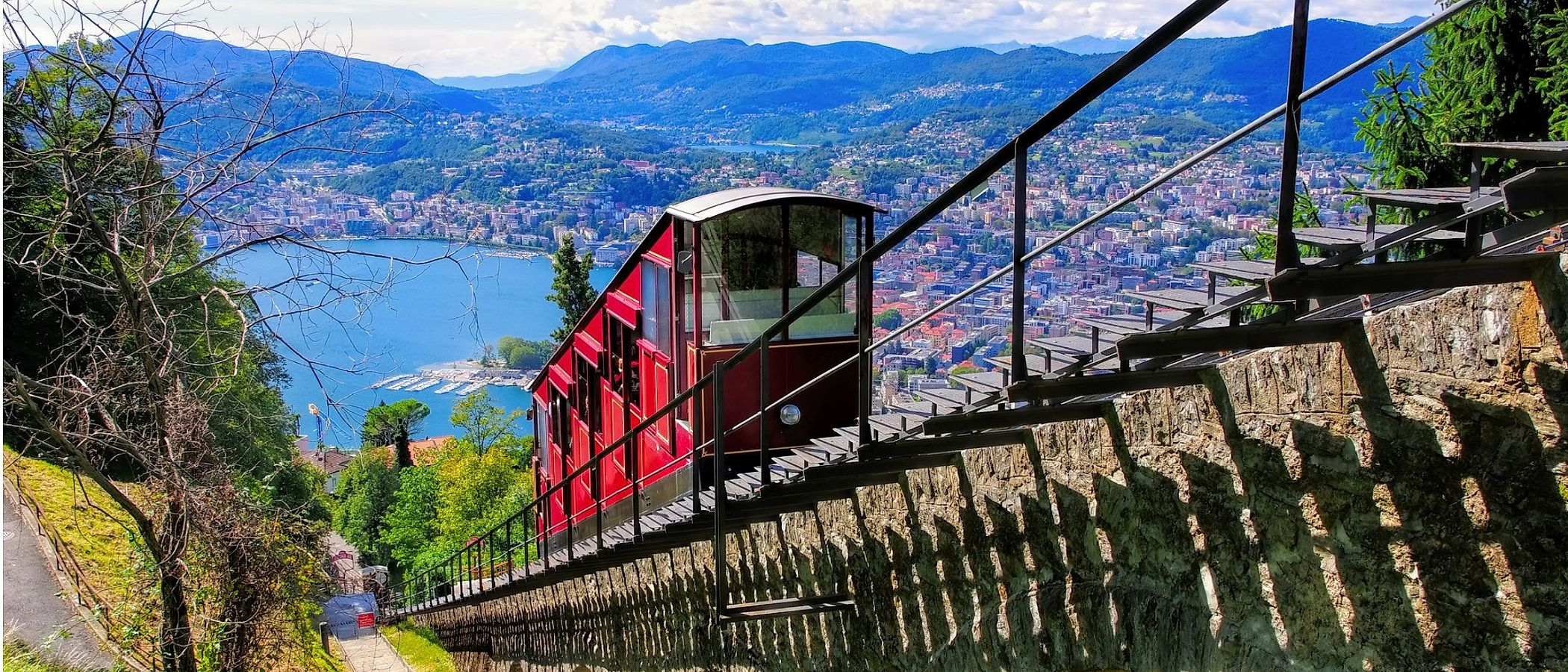 Lugano travel packages