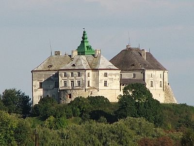 Castles around Lviv Private Tour