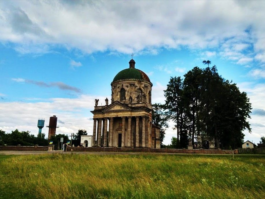 Explore Lviv Countryside Private Tour