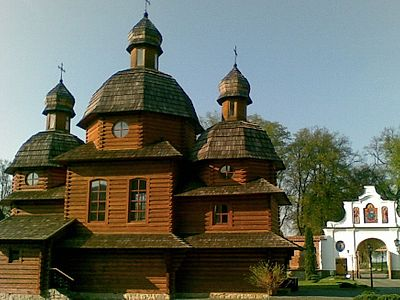 Zhovkva and Krehiv Monastery Private Tour