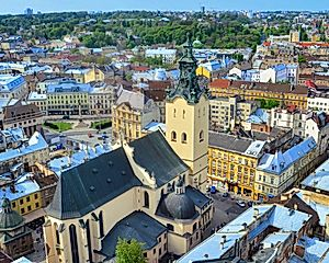 3 Nights in Lviv