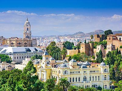 Malaga by High Speed Train