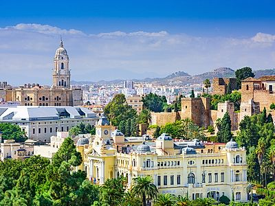 Upgrade to Malaga by Private Transfer with a stop in Cordoba