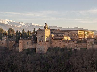 Granada Full Day Private Tour