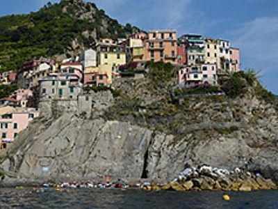 Cinque Terre from the Sea Small Group Boat Tour
