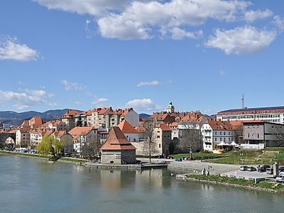 Maribor Private Walking Tour
