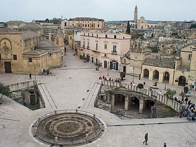 Matera Private Walking Tour